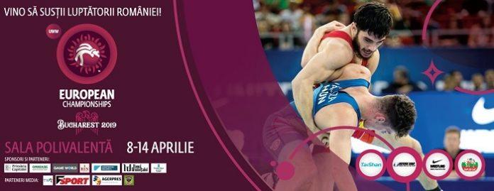 Campionatul European de Lupte - Bucuresti 2019