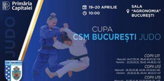 Cupa CSM Bucuresti Judo 2019