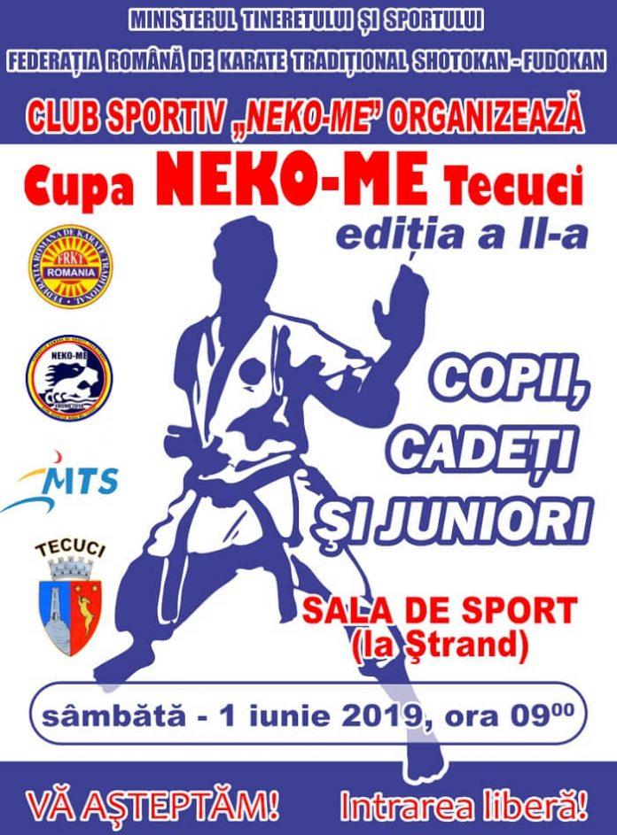 Cupa Neko Me Tecuci - Karate Traditional 2019