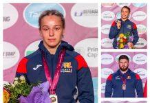 Rezultate Campionat European de Lupte - Bucuresti 2019