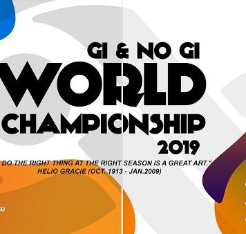 Campionatul Mondial WBJJA Gi & No-Gi 2019