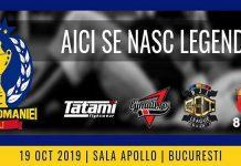 Cupa Romaniei la BJJ 2019