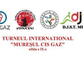 Turneul de Judo Muresul Ciz Gaz