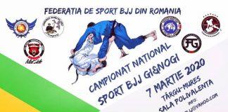 Campionatul National de Sport BJJ Gi & NoGi 2020